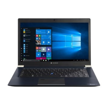 "Лаптоп Dynabook Toshiba Tecra X40-F-12F (PMR31E-04500SG6), четириядрен Whiskey Lake Intel Core i7-8565U 1.8/4.6 GHz, 14.0"" (35.56 cm) Full HD Anti-Glare Capacitive Touch Display, (HDMI), 8GB DDR4, 512GB SSD, 2x USB Type-C, Windows 10 Pro  image"