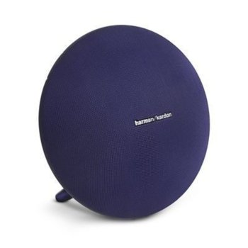 Тонколона harman/kardon Onyx Studio 3, 2.0, RMS(4 x 15W), Bluetooth, 2600mAh, синя image