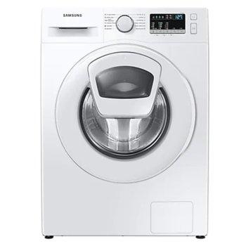 Перална машина Samsung WW90T4540TE/LE, клас A+++, 9 кг. капацитет, 1400 оборота в минута, свободностояща, 60 cm. ширина, Smart Check, Bubble Soak, бяла image
