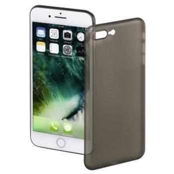 Калъф за Apple iPhone 7 Plus/8 Plus, пластмаса, Hama Ultra Slim, черен image