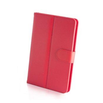 "Калъф за таблет до 7"" (17.78 cm), универсален, червен image"