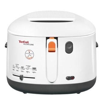 Фритюрник Tefal FF162131, Filtra One, вместимост 1,2кг, термостат от 150° до 190°, 1900W image