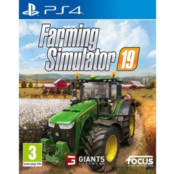 Farming Simulator 19 (PS4) product