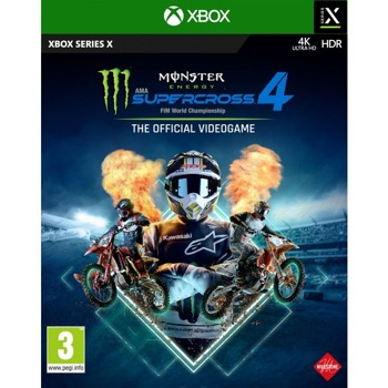 Monster Energy Supercross 4 Xbox Series X product