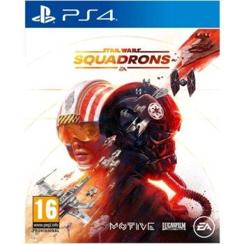 Игра за конзола Star Wars: Squadrons, за PS4 image