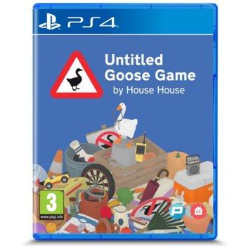 Игра за конзола Untitled Goose Game, за PS4 image