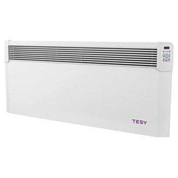 Конвектор Tesy ConvEco (CN 04)(CN04 200 EIS W), 2000W, до 24 м2 отопляема площ, IP24, LED дисплей, бял image