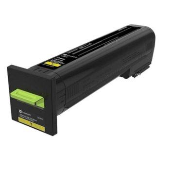 Lexmark (72K2XY0) Yellow product