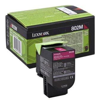 Lexmark 80C20M0 Magenta product