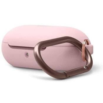 Защитен калъф Elago Silicone Hang Case за Samsung Galaxy Buds / Buds Plus, розов image