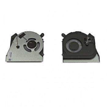 Вентилатор за HP ProBook 450 G6, 450 G7, 4 pin, 5V - 0.5A image