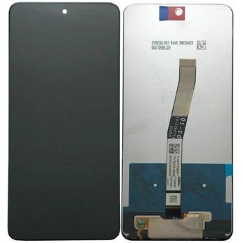 Дисплей за Xiaomi Redmi Note 9 Pro, с тъч, черен image