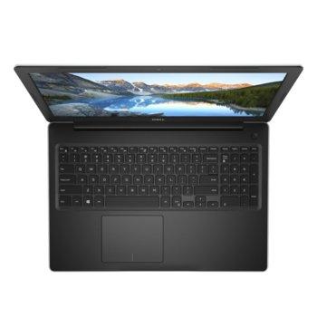 "Лаптоп Dell Inspiron 3580 (5397184240366)(бял), четириядрен Whiskey Lake Intel Core i5-8265U 1.6/3.9 GHz, 15.6"" (39.62 cm) Full HD Anti-Glare Display & Radeon 520 2GB, (HDMI), 8GB DDR4, 256GB SSD, 2x USB 3.1, Linux image"