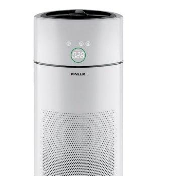 Пречиствател на въздух Finlux APF-500 PureSense, многослоен филтър, йонизатор, отстранява 95% от алергените image