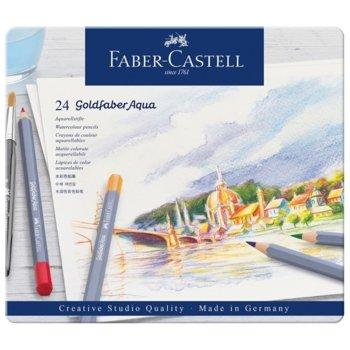 Faber-Castell Goldfaber Aqua 24 цвята product