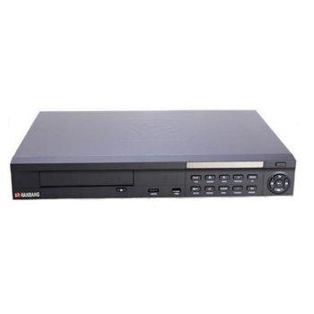 Аналогов HD (AHD) видеорекордер HangBang HB7916X3-L, 16 канален, 1080p, H.264, 2x SATA, HDMI, VGA, 2x USB, ONVIF, AUDIO, 1x RJ45 1000 Mbps image