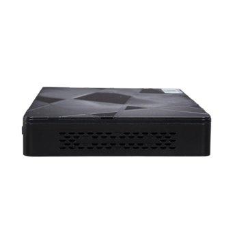 IP видеорекордер Q-See QT874-B, 4 канала, H.264, 1x LAN, 1x SATA III, 1x USB 3.0/2.0 image
