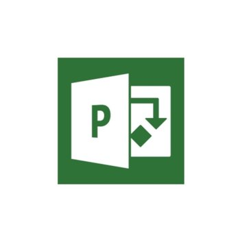 Софтуер Microsoft Project Professional 2016, OLP, поименен лиценз image