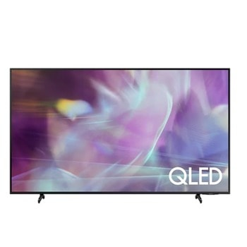 "Телевизор Samsung 55Q60A (QE55Q60AAUXXH), 55"" (139.7 cm), QLED Smart TV, HDR, DVB-T2/C/S2, LAN, Wi-Fi, Bluetooth, 3x HDMI, 2x USB image"