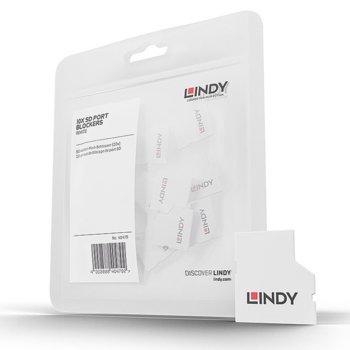 Блокери Lindy 40479, за заключваща система SD Port, 10 бр. (без ключ) image