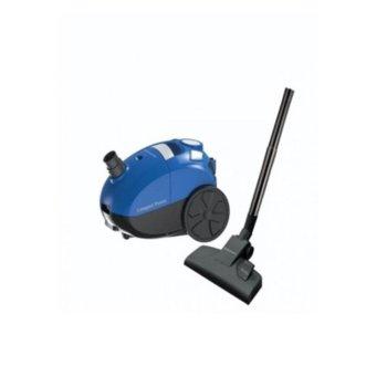 Прахосмукачка Rohnson R 1182, с торба, 800W, 2 л. капацитет на торбата, синя image