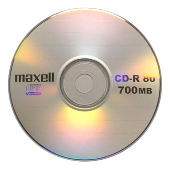 CD-R media 700MB MAXELL product