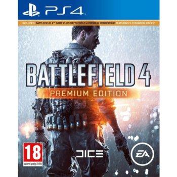 Battlefield 4 Premium Edition, за PlayStation 4