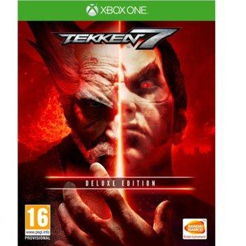 Tekken 7 Deluxe Edition product