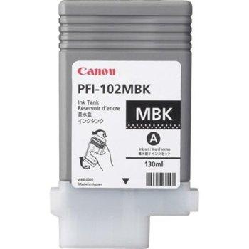 Глава за Canon imagePROGRAF LP17, LP24, iPF500, iPF600, iPF700, Matte Black, - 0894B001AA - Canon - Заб.: 130ml image