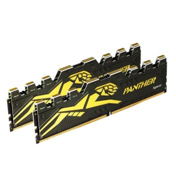 Памет 8GB DDR4 2666MHz, DIMM, Apacer Panther, 1.2V  image