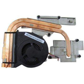 Вентилатор + HeatSink за лаптоп, съвместим с Lenovo IdeaPad Y510p image