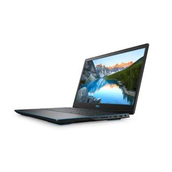 "Лаптоп Dell G3 3500 (5397184443989), шестядрен Comet Lake Intel Core i7-10750H 2.6/5.0 GHz, 15.6"" (39.62 cm) Full HD 120Hz Anti-Glare Display & GF GTX 1650 4GB, (HDMI), 8GB DDR4, 512GB SSD, 1x USB 3.2 Type C, Windows 10 Home image"