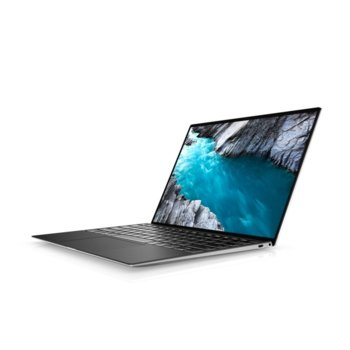 "Лаптоп Dell XPS 9300 (DXPS139300I716GB1TUHDP_WINP-14), четириядрен Ice Lake Intel Core i7-1065G7 1.3/3.9 GHz, 13.4"" (34.04 cm) 4K/UHD+ Touchscreen Anti-Glare Display, (Thunderbolt 3), 16GB, 1TB SSD, Windows 10 Pro image"