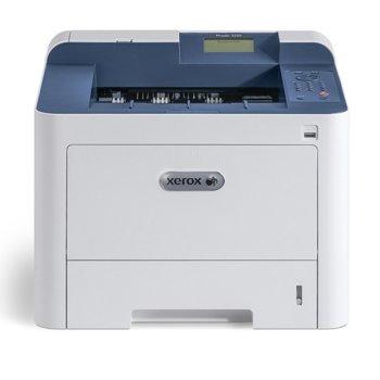 Лазерен принтер Xerox Phaser 3330DNI, монохромен, 1200x1200 dpi, 40стр/мин, Lan, Wi-Fi, USB 2.0 image