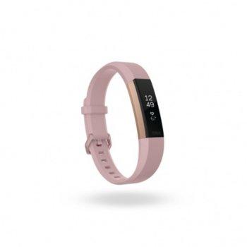 Fitbit Alta HR Large Size Rose Gold FB408RGPKL-EU product
