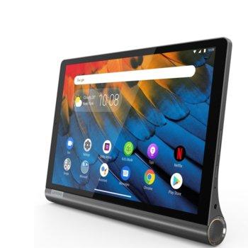 "Таблет Lenovo Yoga Smart Tab (ZA530033BG) LTE, 10.1"" (25.65 cm)WUXGA дисплей, осемядрен Snapdragon 439 2.0 GHz, 4GB RAM, 64GB Flash памет (+ microSD слот), 8.0 & 5.0 Mpix, Android image"