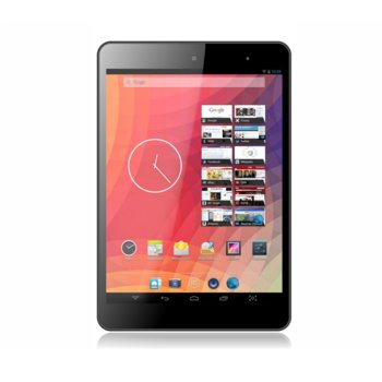 "Таблет ZTE S8Q (черен), 7.85"" (19.93 cm) дисплей, четириядрен ARM Cortex A7 1.2GHz, 1GB RAM, 8GB Flash памет (+ microSD слот), 2.0 & 0.3 Mpix камера, Android, 800g image"