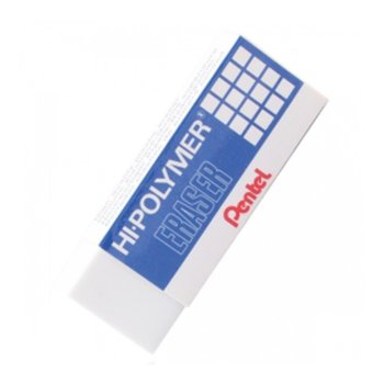 Гума Pentel Zeh010 Hi-Polymer, цена за 1бр. image