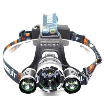 Челник Cree 3 LED 18650 GV-01 зареждаем 04048963 product