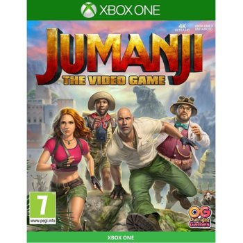 JUMANJI: The Video Game Xbox One product