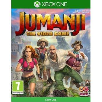 Игра за конзола JUMANJI: The Video Game, за Xbox One image