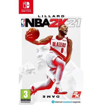 NBA 2K21 Nintendo Switch product