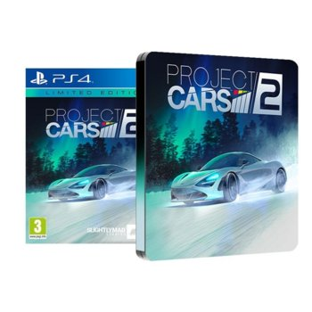 Project Cars 2 Limited Edition product
