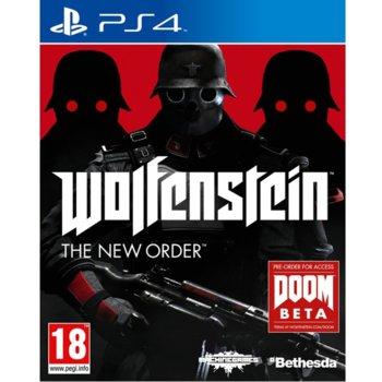 Игра за конзола Wolfenstein: The New Order, за PlayStation 4 image