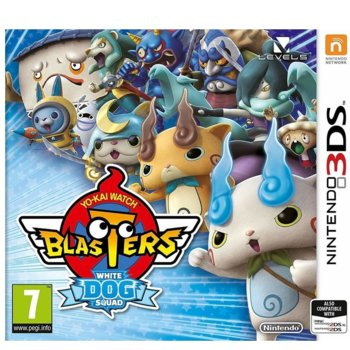 Игра за конзола Yo-kai Watch Blasters - White Dog Squad, за Nintendo 3DS image