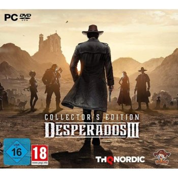 Desperados III - Collectors Edition PC product