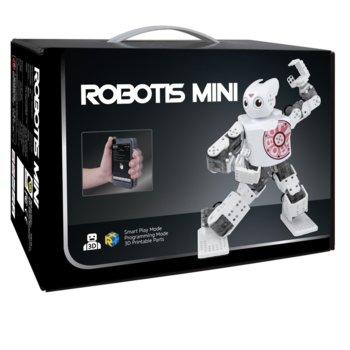 Комплект за роботика Robotis MINI, програмируем, с образователна цел, Bluetooth, 10+ image
