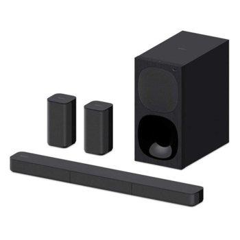 Soundbar система за домашно кино Sony HT-S20R, 5.1 канална, Bluetooth, USB, 400W image
