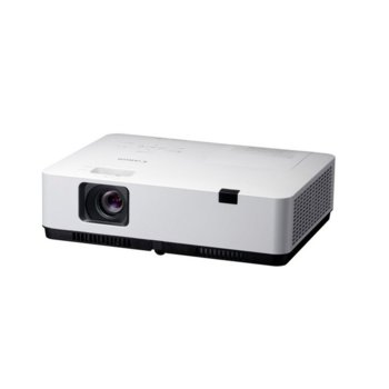Проектор Canon LV-X350 (3850C003AA), 3LCD, XGA (1024x768), 15000:1, 3500lm, HDMI, VGA, LAN image