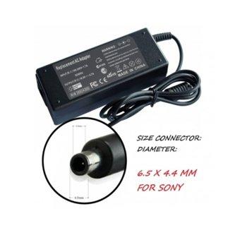 Захранване (заместител) за лаптопи Sony, YDS90, 19.5V, 4.7A, 90W, 6.5 x 4.4 image